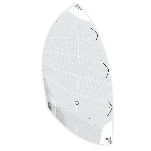 code 0 / for racing sailboats / tri-radial cut