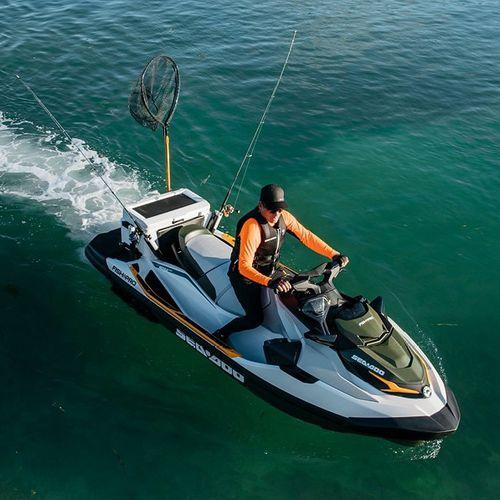 three-seater jet-ski - Sea-doo