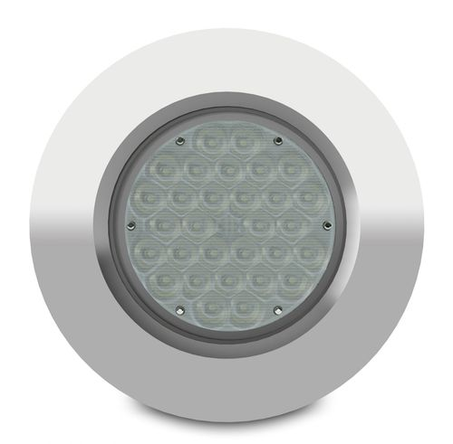 underwater yacht light / LED / surface-mount