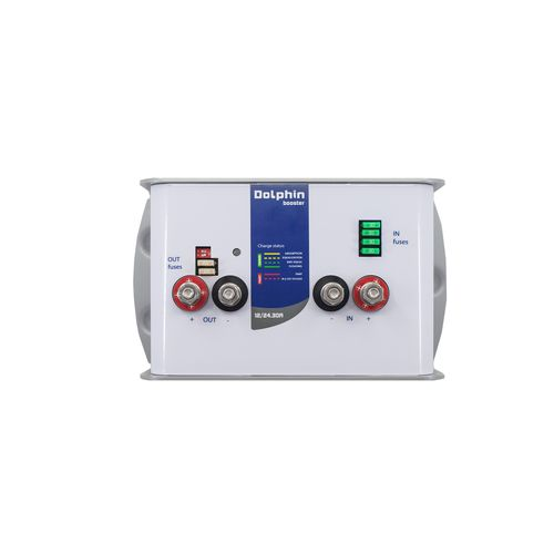 battery charger / for boats / smart