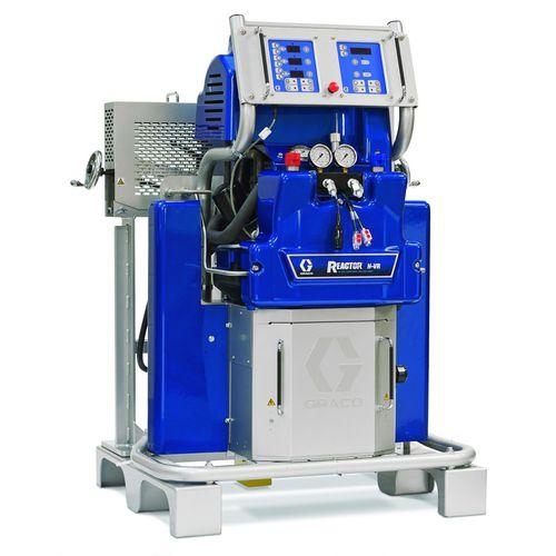 multi-component spraying machine