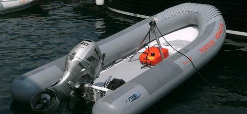 patrol boat professional boat / work boat / utility boat / passenger boat
