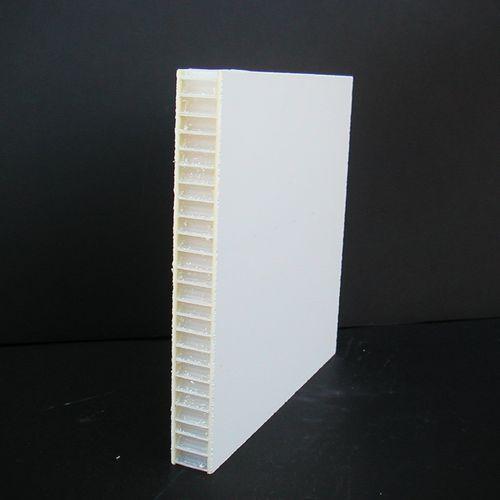 ship fitting sandwich panel / honeycomb / fiberglass