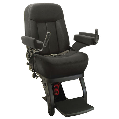 helm seat / bucket / operator / for professional boats