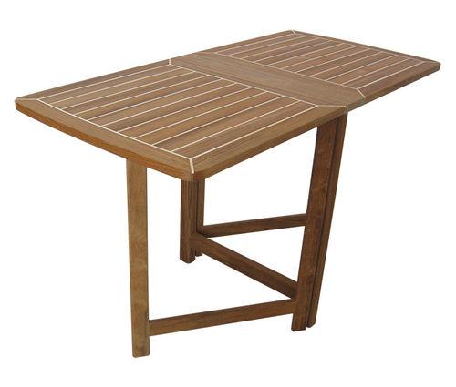 folding cockpit table