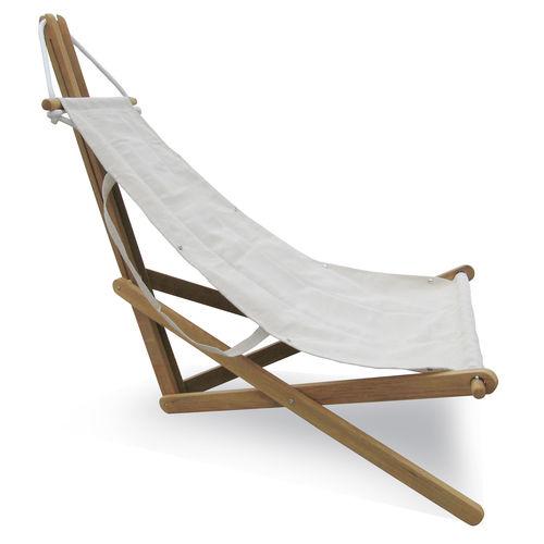 yacht deck chair