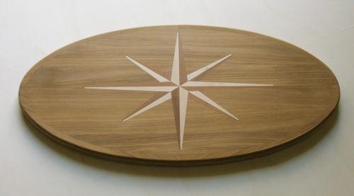 teak table top