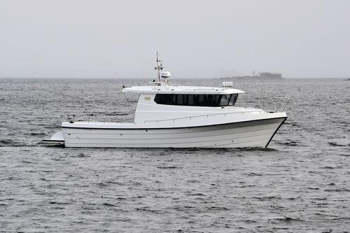 work boat professional boat - Kulkuri-Veneet Oy