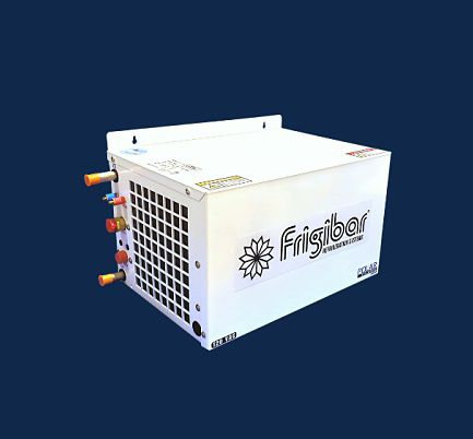 yacht condensing unit / for boats / refrigeration