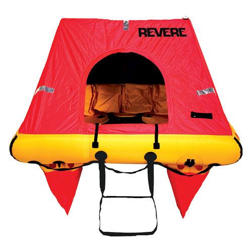boat liferaft / coastal / 4-person