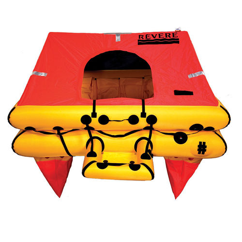 boat liferaft / offshore / 8-person / inflatable