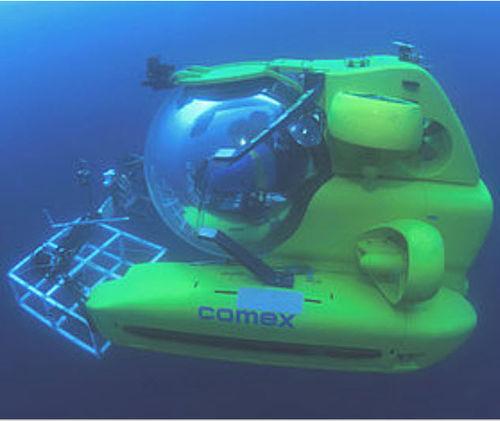 professional submarine