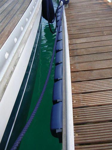 marina fender / for docks / modular