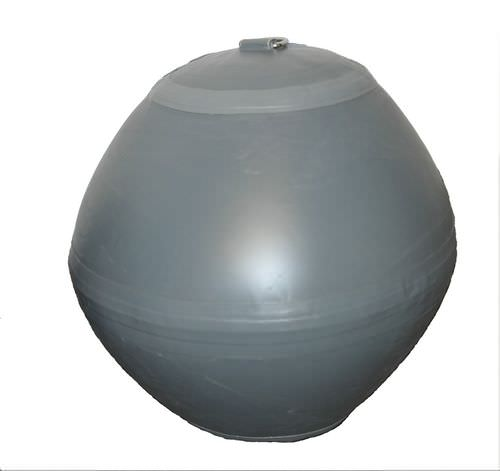 boat fender / spherical / inflatable