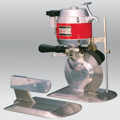 rotary-knife cutting machine / electric / plastic / rubber