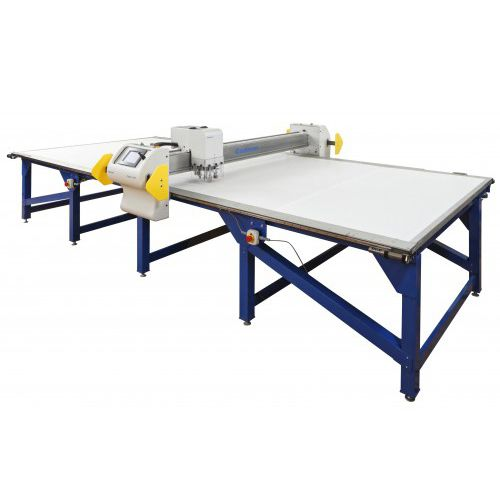 CNC cutting table / fixed-bed / shipyard