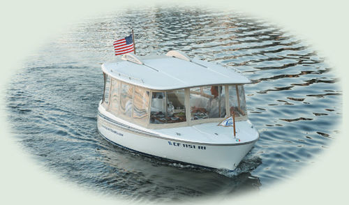 inboard small boat
