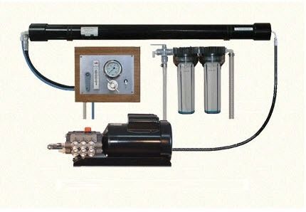 boat watermaker / reverse osmosis / 230 V / AC