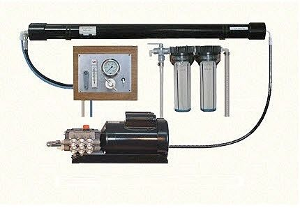yacht watermaker / reverse osmosis / AC