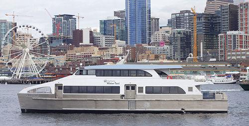 high-speed passenger ferry / catamaran