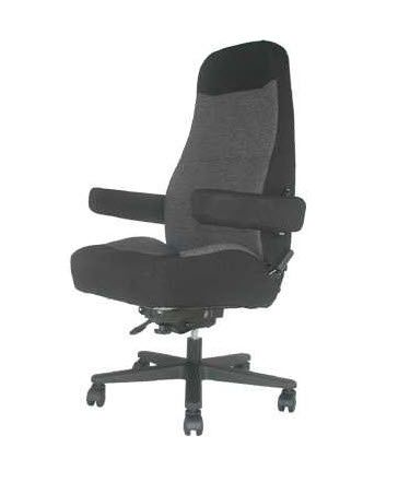 ship work chair / with armrests / adjustable