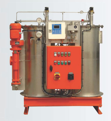 ship separator / oil/water / vertical