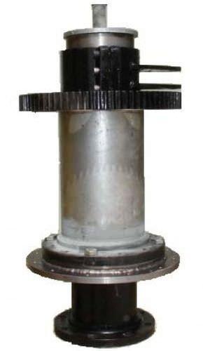 azimuth drive drive unit / through-hull