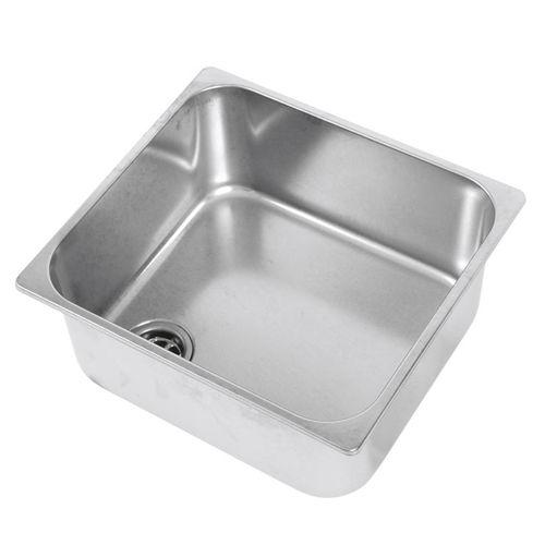 rectangular sink