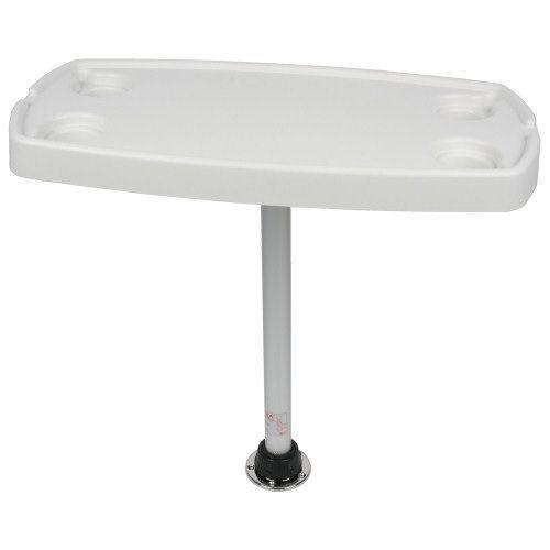 fixed cockpit table / polyethylene