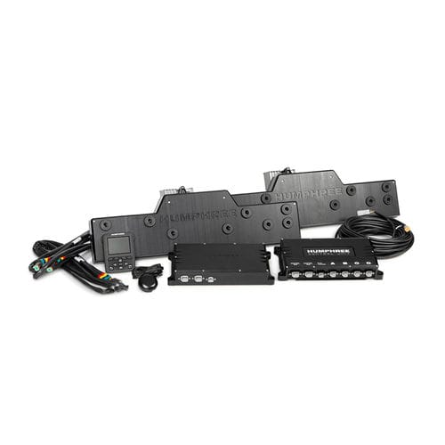 boat trim system / automatic