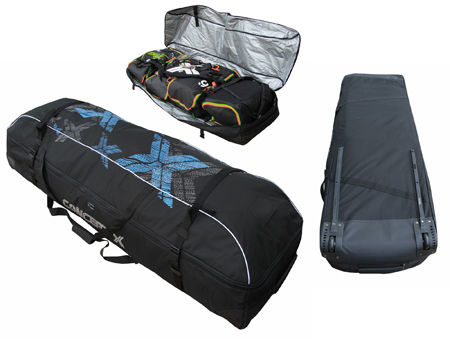 travel bag / kitesurf / board
