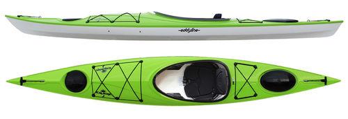 rigid kayak / recreational / sea / solo