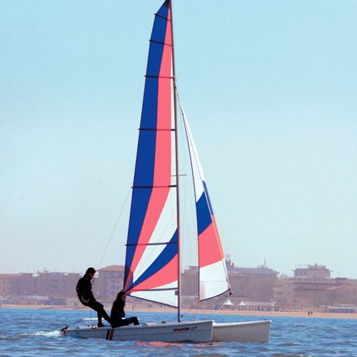 instructional sport catamaran