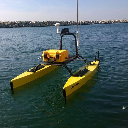 oceanographic survey marine drone / for hydrographic surveys / patrol / for environmental measurements