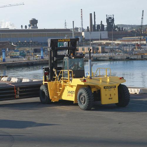 harbor forklift / terminal / Ro-Ro