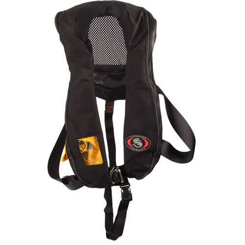 self-inflating life jacket / 300 N / professional