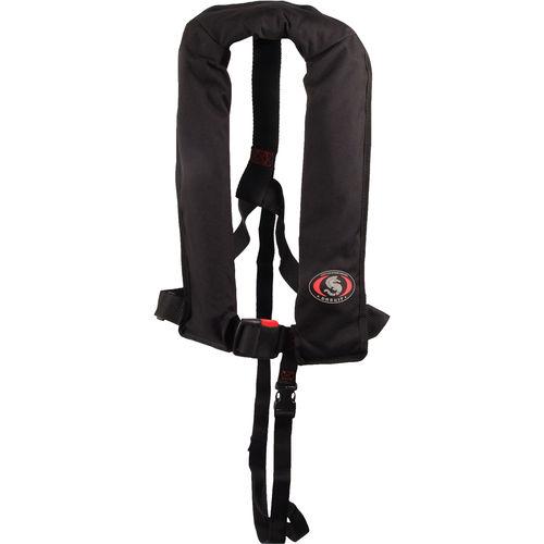 self-inflating life jacket / 170 N / professional