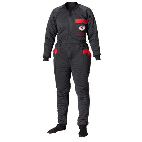 women's base layer suit / fleece / breathable / for drysuits