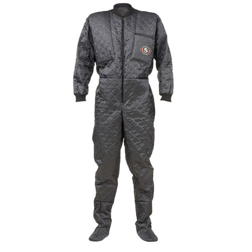 dive base layer suit / fleece / breathable / for drysuits