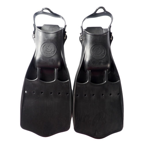 dive fins / rubber / adjustable