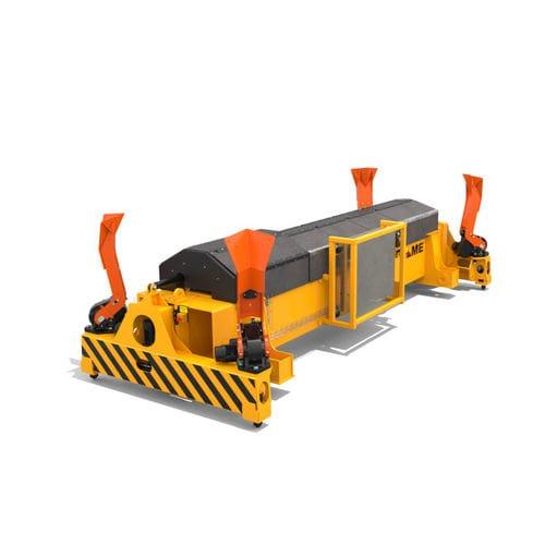stacking crane spreader