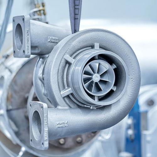4-stroke turbocharger