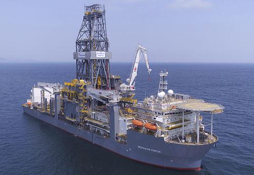 drillship special vessel