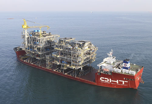 construction vessel offshore support vessel