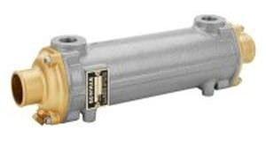 ship engine oil cooler