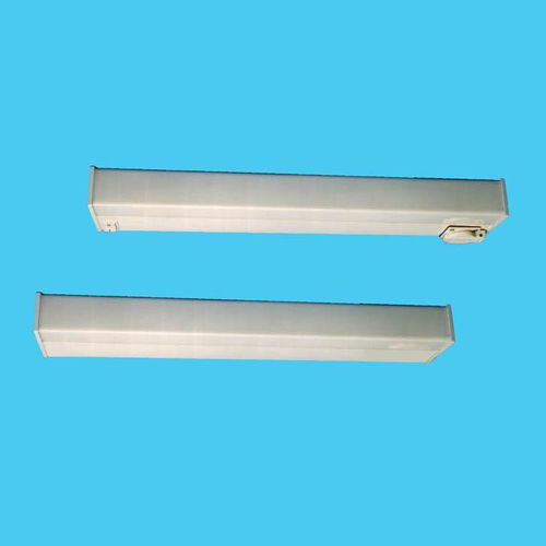 indoor ceiling light / for ships / fluorescent / wall