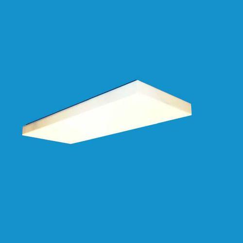 indoor ceiling light / for ships / cabin / fluorescent