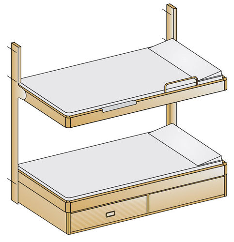 bunk bed / for ships