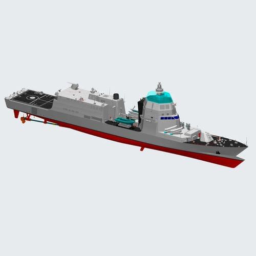 offshore patrol multi-purpose vessel