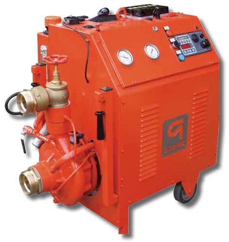 professional vessel pump